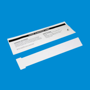 Qty Datacard 557297-001 Adhesive Cleaning Cards 10
